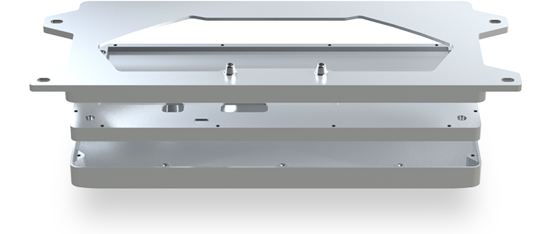 Fig. 3. VIC Laplace Z has a precision aluminum housing.